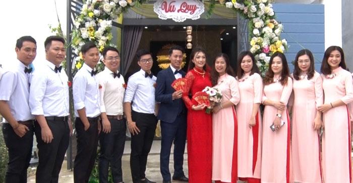 Quay phim , chụp hình phóng sự cưới tại Đà Nẵng