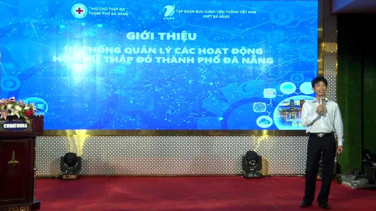Quay phim hội nghị Đà Nẵng