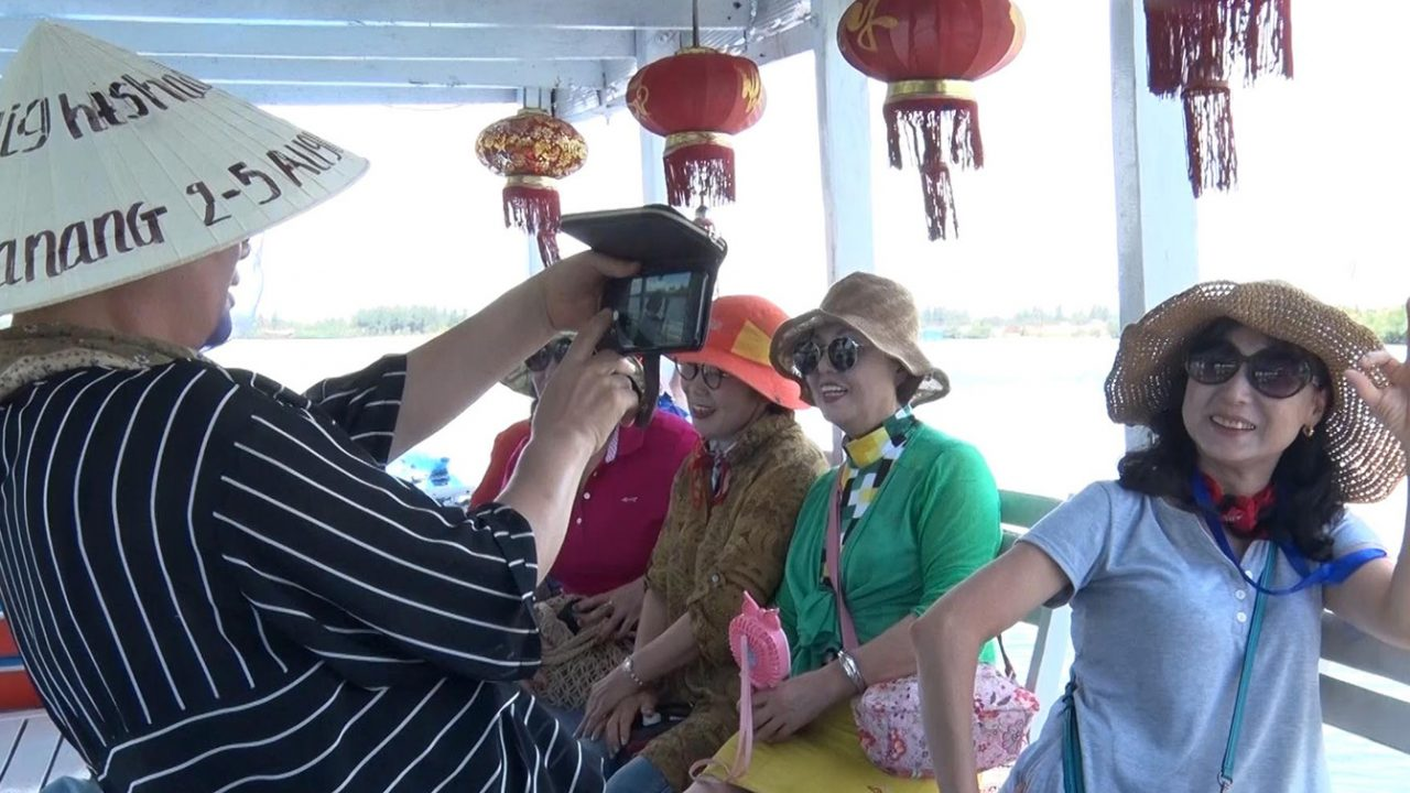 Dịch vụ quay phim theo tua du lịch tại Đà Nẵng