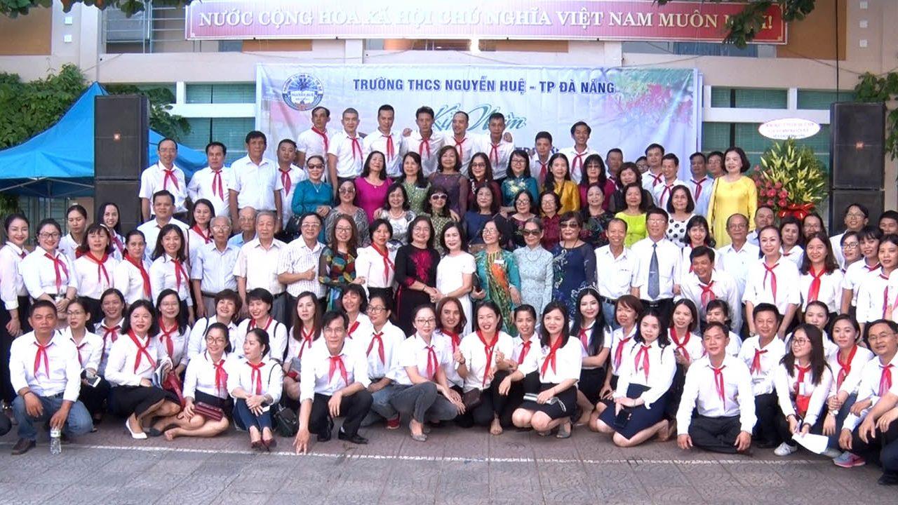 Kỷ niệm 25 năm ngày ra trường THCS Nguyễn Huệ niên khóa (1990-1994)