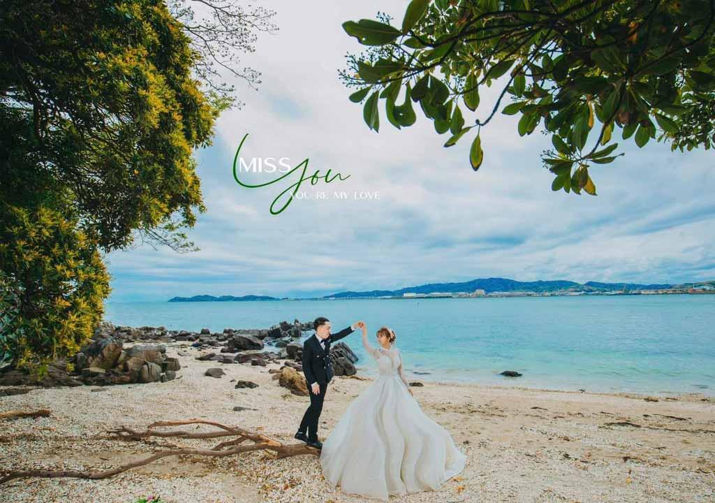 Chụp hình cưới đẹp Đà Nẵng