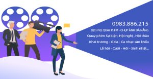 Dịch vụ quay phim giá rẻ tại Đà Nẵng