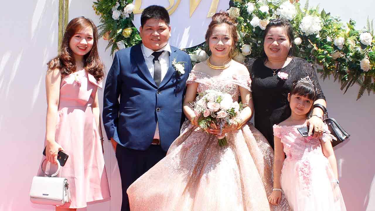 Chụp hình đám cưới Đà Nẵng