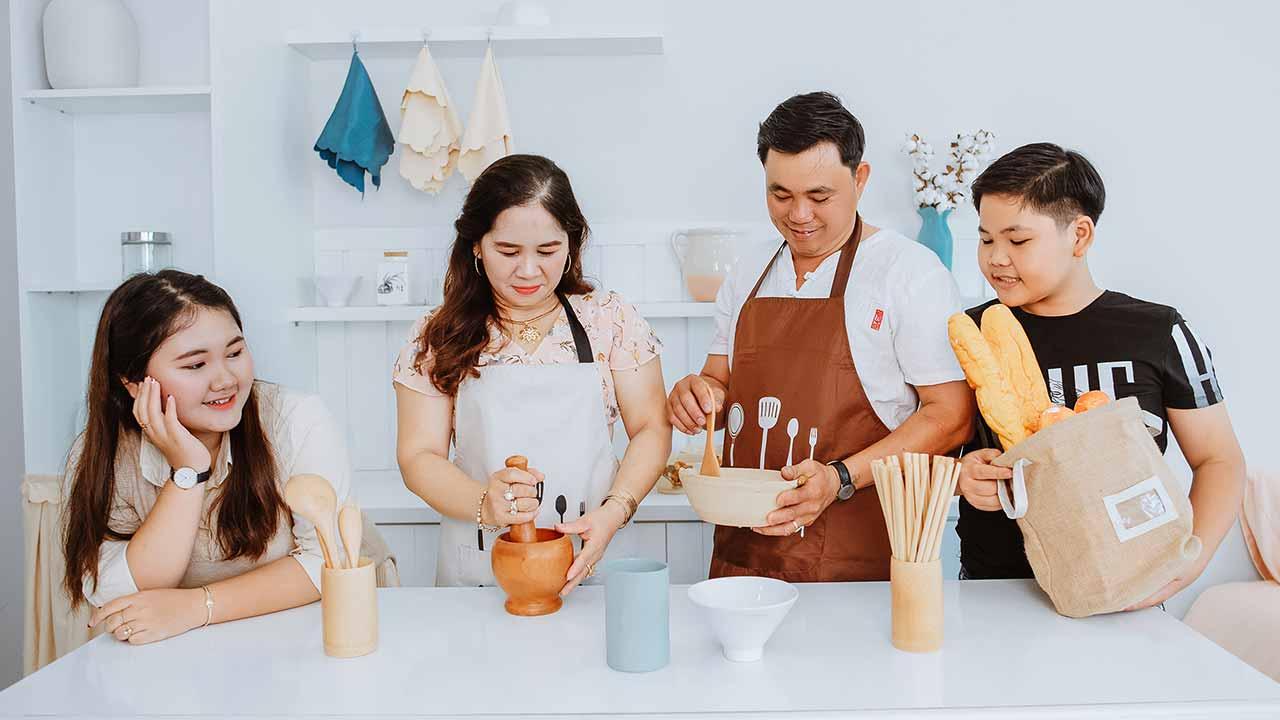 Chụp ảnh gia đình tại Đà Nẵng