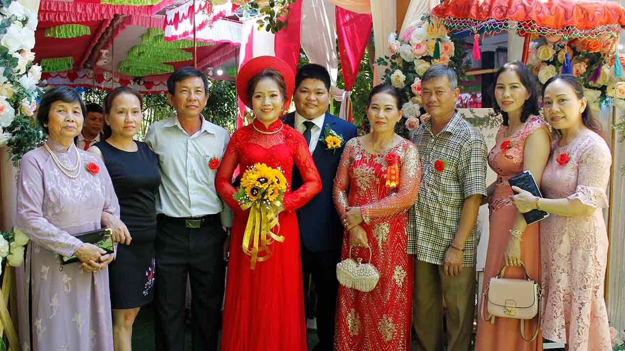 chụp hình ngày cưới tại Đà Nẵng