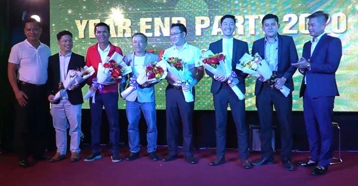 Quay phim end year party tại Đà Nẵng